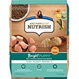 Rachael Ray Nutrish Bright Puppy Chicken & Brown Rice Dry Dog Food (Packaging May Vary)