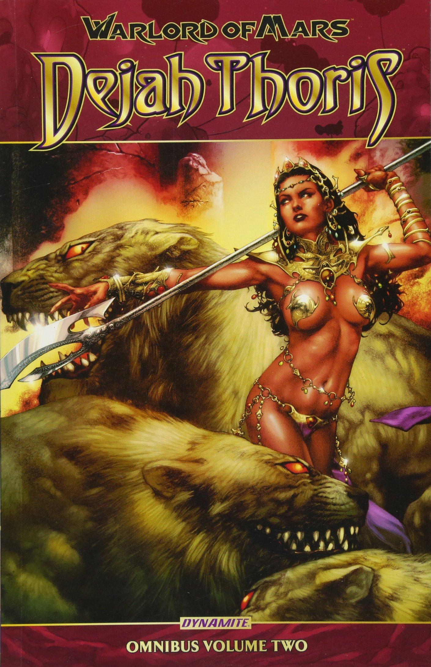 Read Online Warlord of Mars: Dejah Thoris Omnibus Vol. 2 pdf