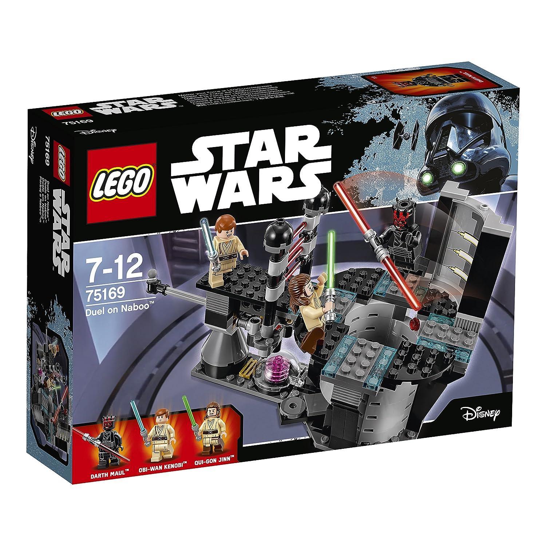 LEGO Star Wars Juego de construcción Duelo Naboo