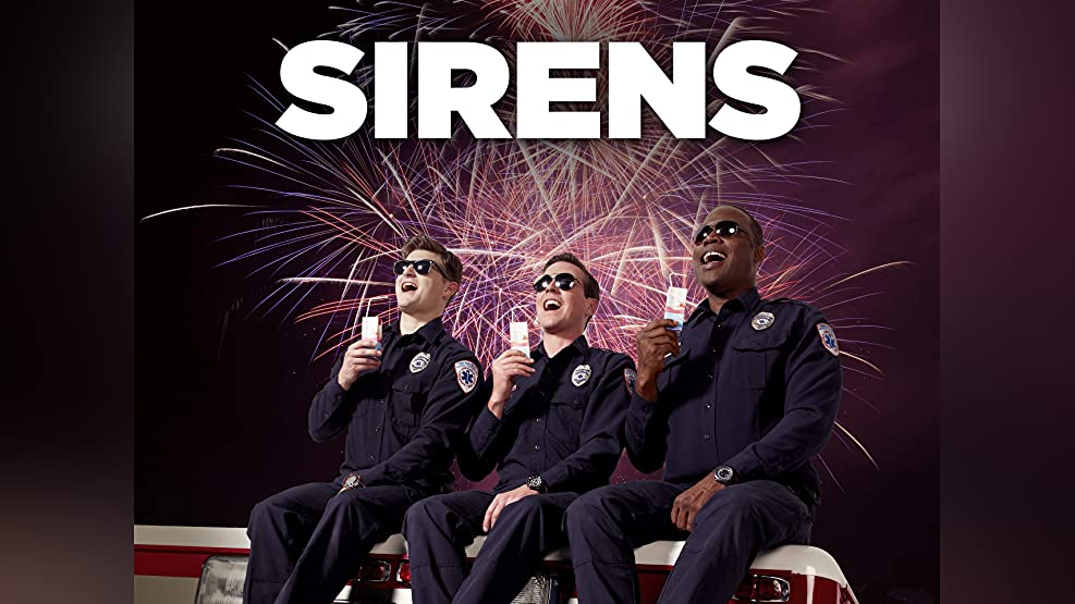 Sirens Season 2