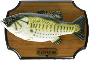 Big Mouth Billy Bass Motion-Activated Singing Sensation Fish