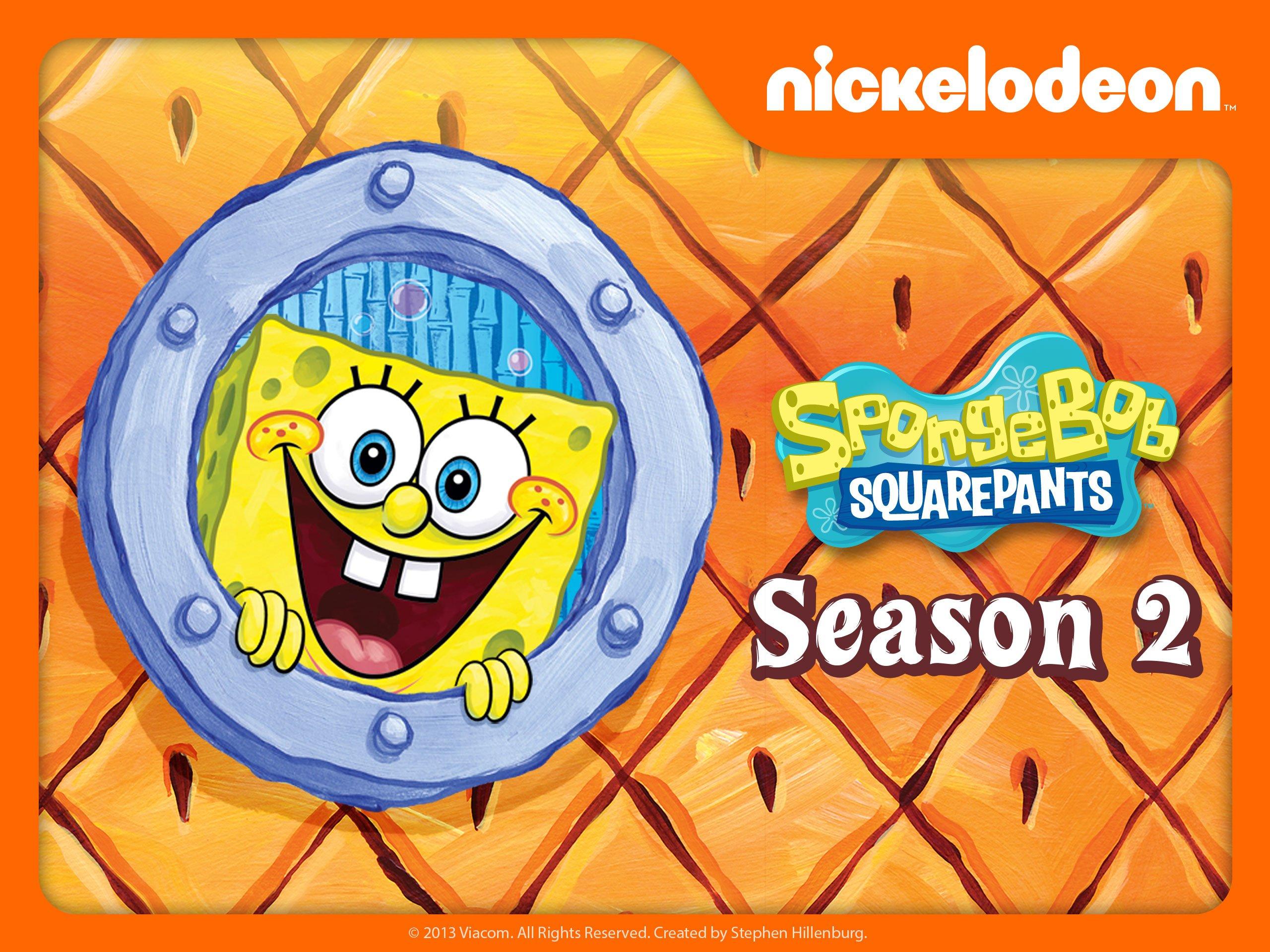 amazon com spongebob squarepants season 2 amazon digital