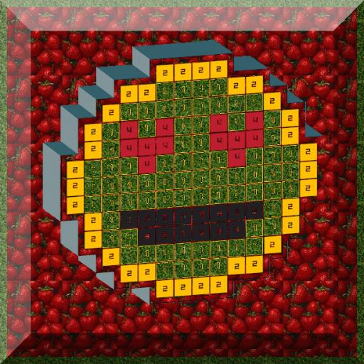 Color By Number: Emoji-Mania - Ho Jim