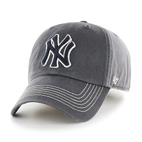 77e9aca6505 Buy MLB New York Yankees Cronin Clean up Adjustable Hat