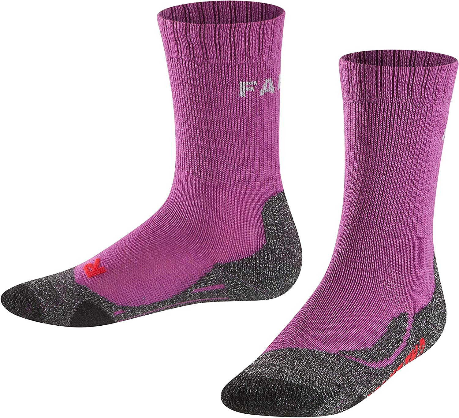 9-12 Ans SealSkinz Waterproof Warm Weather Mid Length Chaussettes Mixte Adulte Wildberry 8895 35-38 Rose