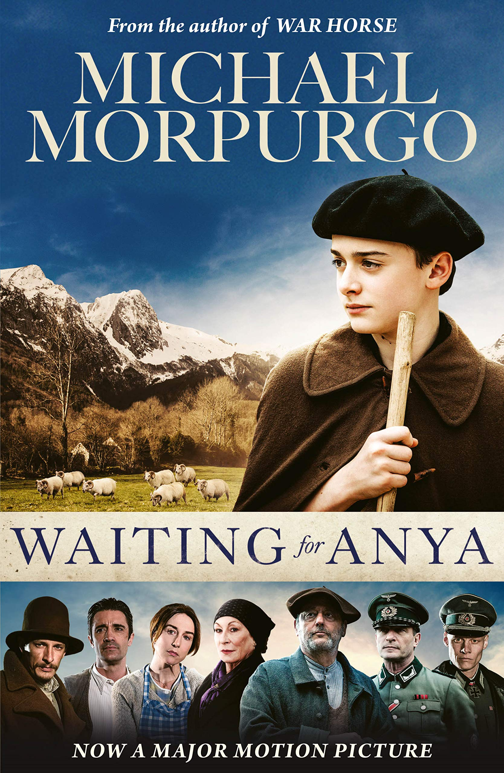Waiting for Anya (English Edition)