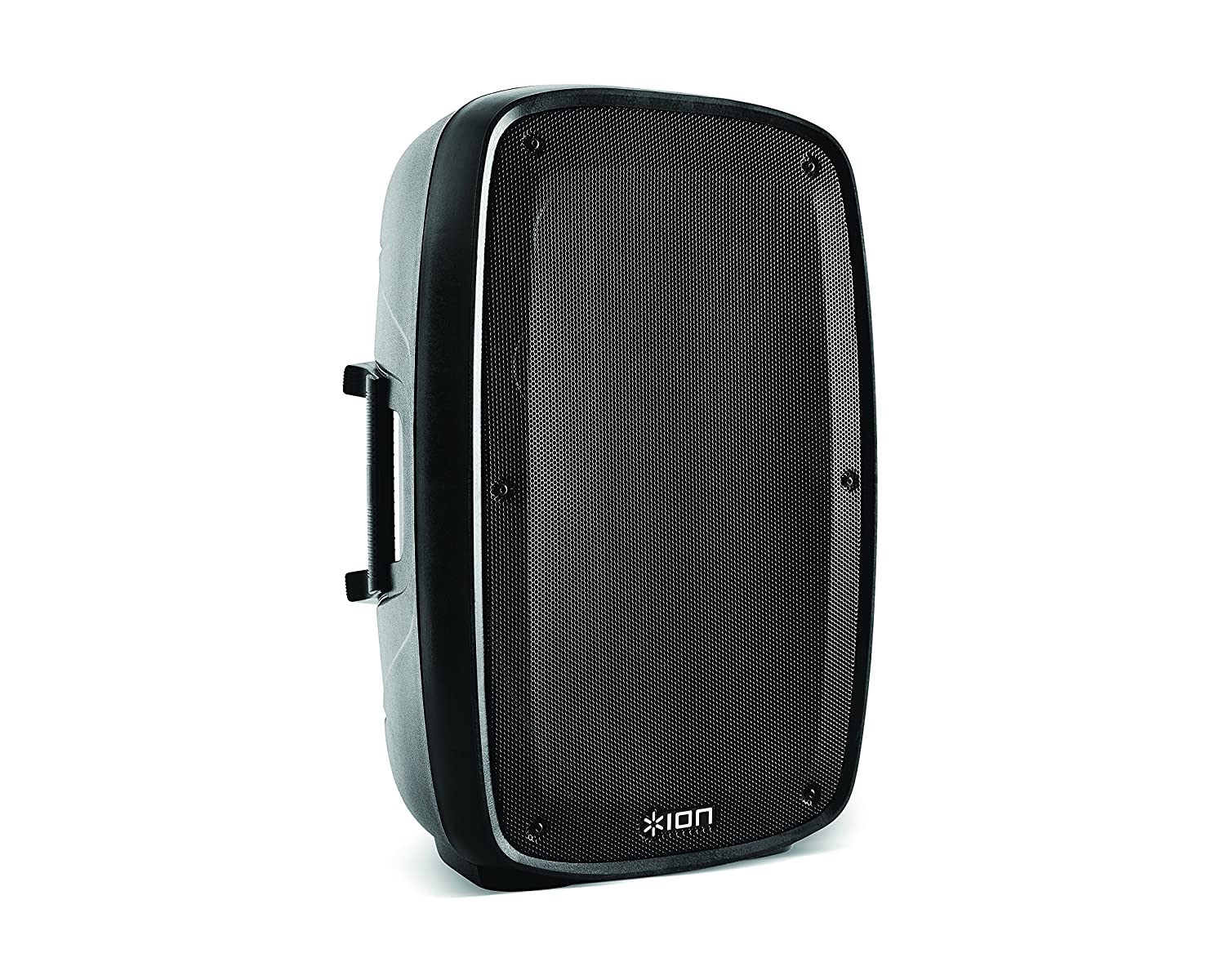 ION Audio Total PA Plus | 350W Multisource Bluetooth Loudspeaker with Mic & Cable (FM Radio, XLR, 1/4, 1/8, USB, SD) 1/4 1/8 Ion Audio - MI Accessory