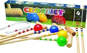 Kettler Children's Croquet Set