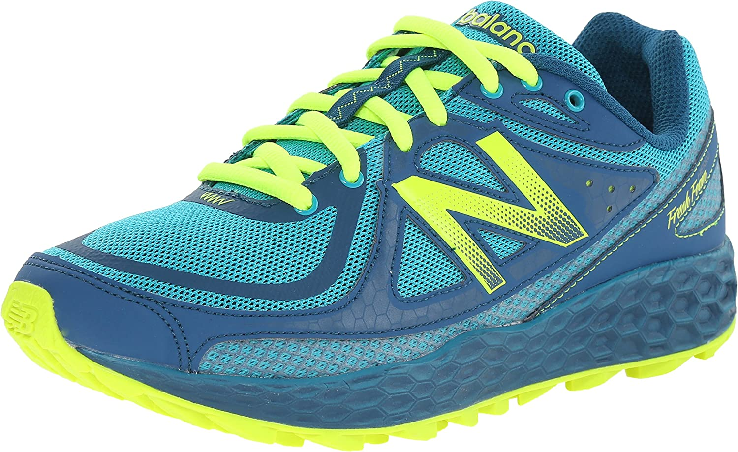New Balance Women s Fresh Foam Hierro Trail Shoe