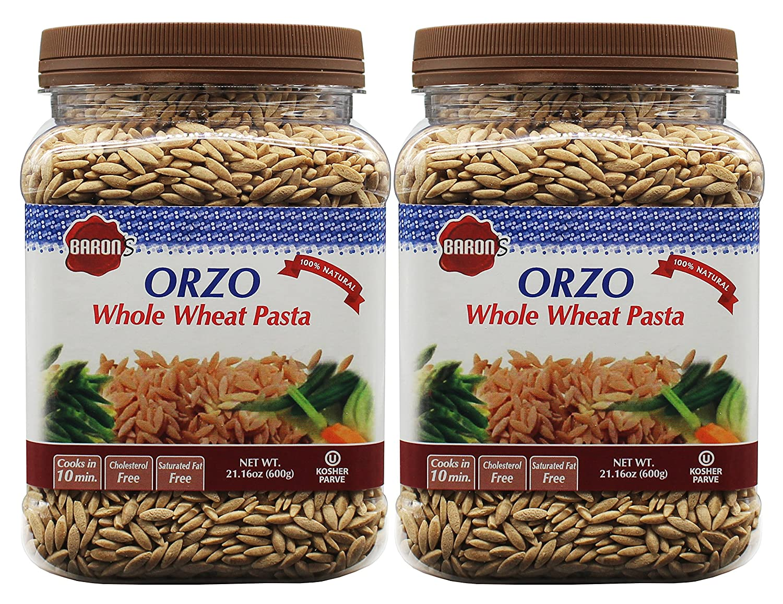 Orzo Whole Wheat Pasta