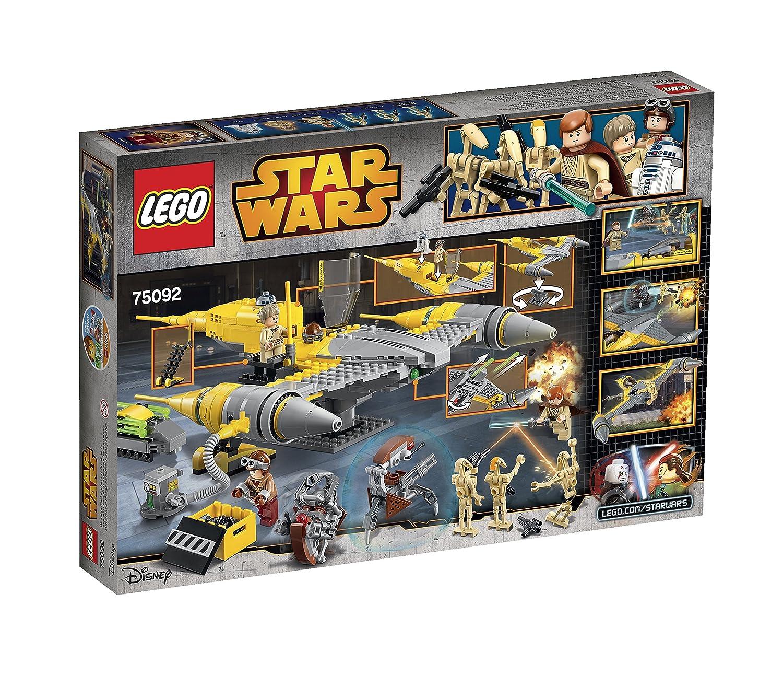 Lego Star Wars 75092 Naboo Starfighter NEU OVP