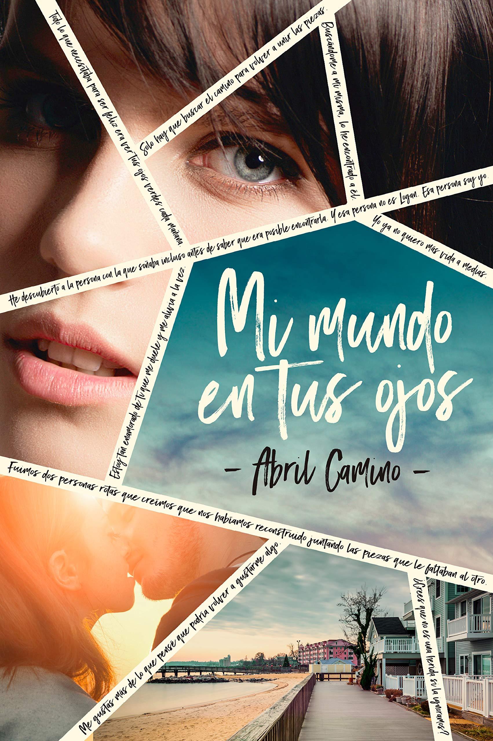 Mi mundo en tus ojos (Titania fresh): Amazon.es: CAMINO ...