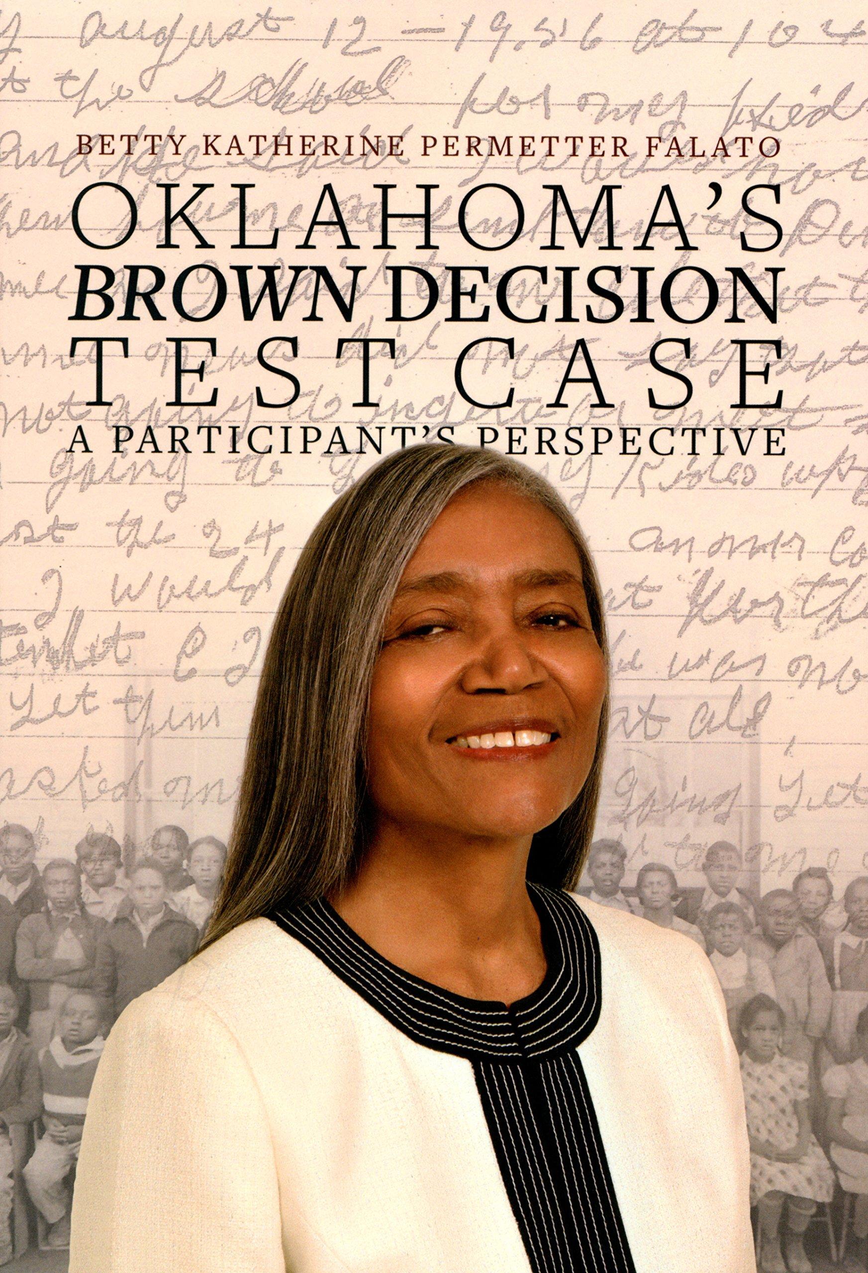 Oklahomas Brown Decision Test Case product image