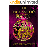 The Enchanter's New Kids: A Seb & Ailin Story (The Ellwood Chronicles Book 5) book cover