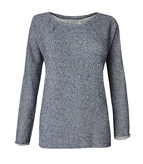 68029eb21a2 Seasalt Size 14-18 Beam Grey Jumper Sweat Top (14): Amazon.co.uk: Clothing