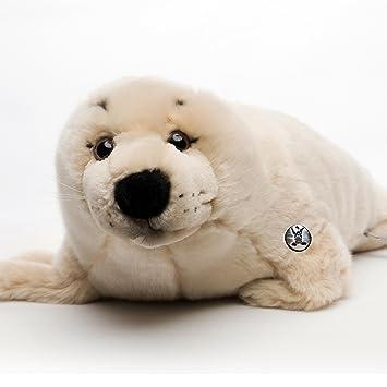 Seelöwe oder Robbe Kuscheltier Plüsch Seerobbe NEU WWF Plüschtier Walross Stofftiere