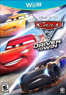 Cars 3: Driven to Win EU MULTI8 PS4 PC Xbox360 PS3 Wii Nintendo Mac Linux