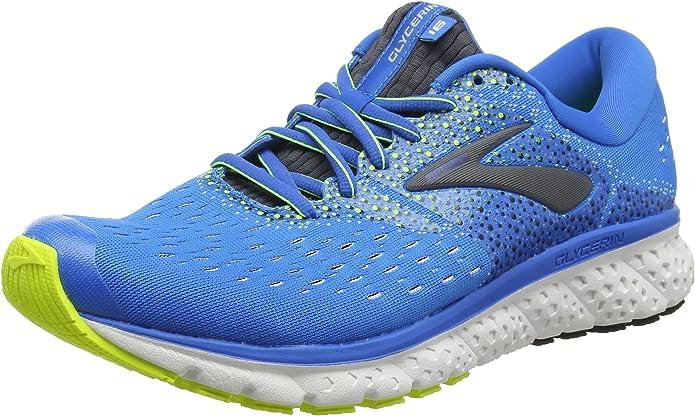 Brooks Glycerin 16 Sneakers Laufschuhe Herren Blau