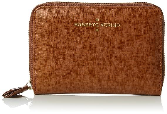 Roberto Verino 60000500831, Cartera para Mujer, 08 Café, TU: Amazon.es: Ropa y accesorios