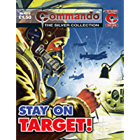 Commando #4518: Stay On Target! (English Edition)