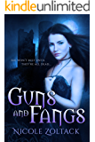 Guns and Fangs: A Paranormal Romance Novella