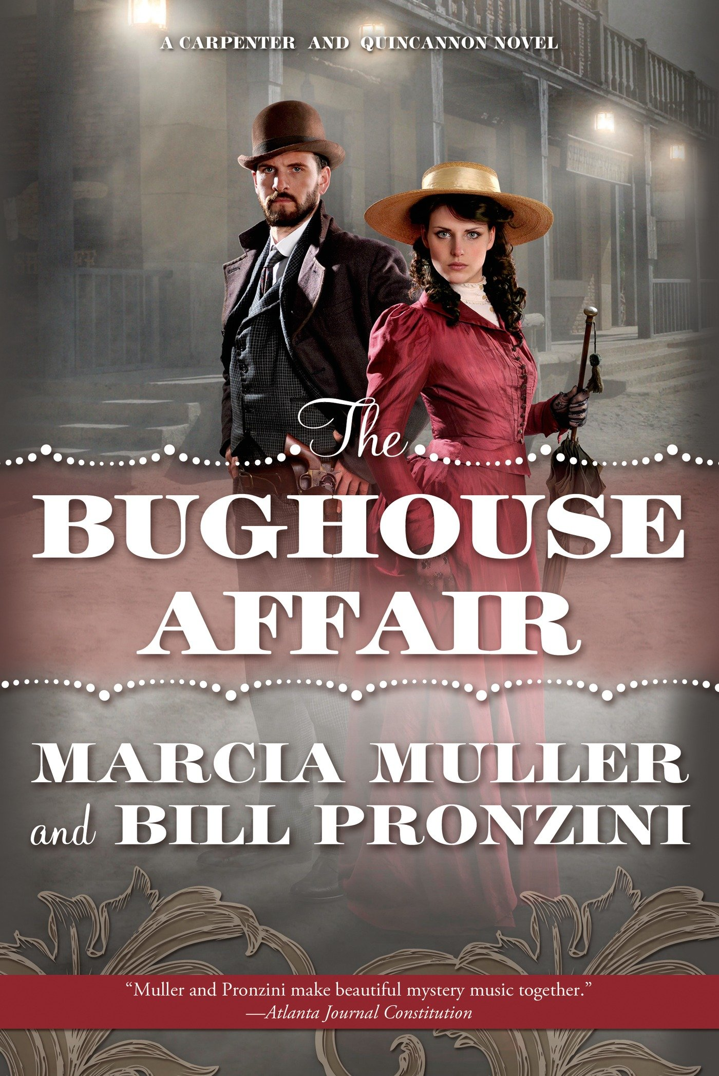 Read Online The Bughouse Affair: A Carpenter and Quincannon Mystery pdf epub