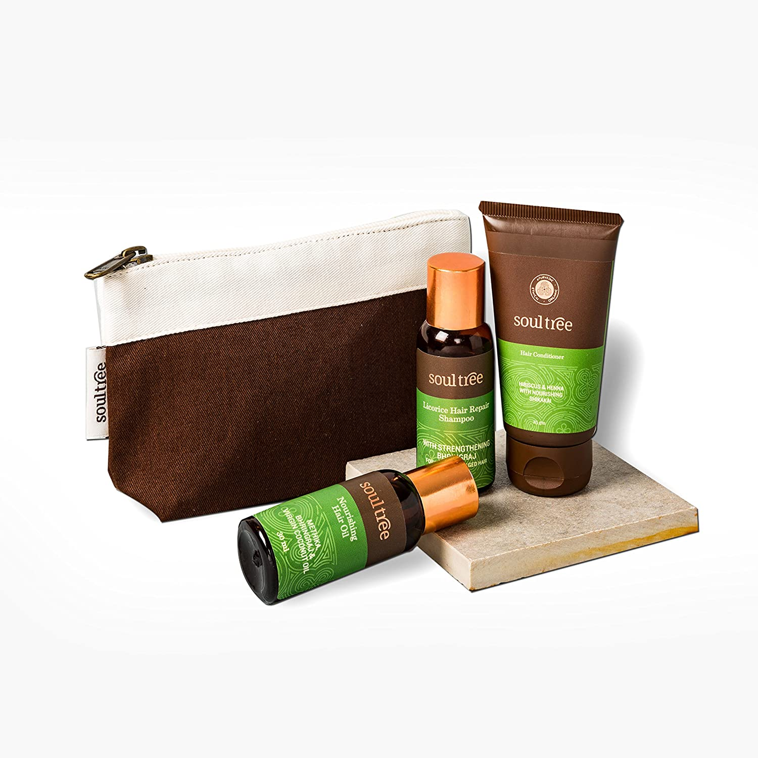 Buy Soultree Hair Care Kit Online At Low Prices In India Amazon In