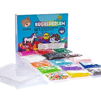 Basteln & Kreativität Spielzeug UnabhäNgig Bügelperlen Mit Stiftplatten Preisnachlass