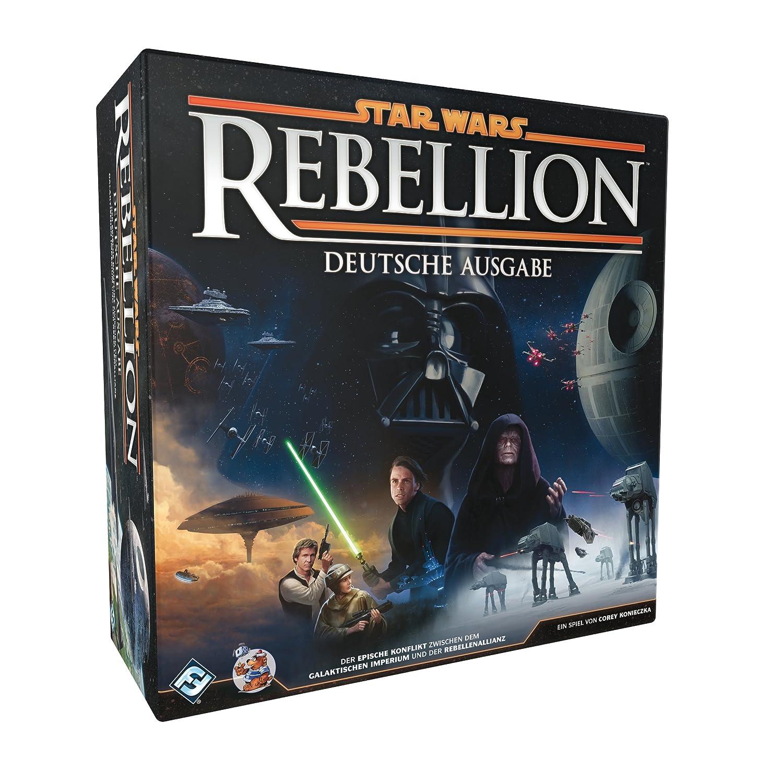 Heidelberger hei1500 Star Wars Rebellion, Juego: Amazon.es ...