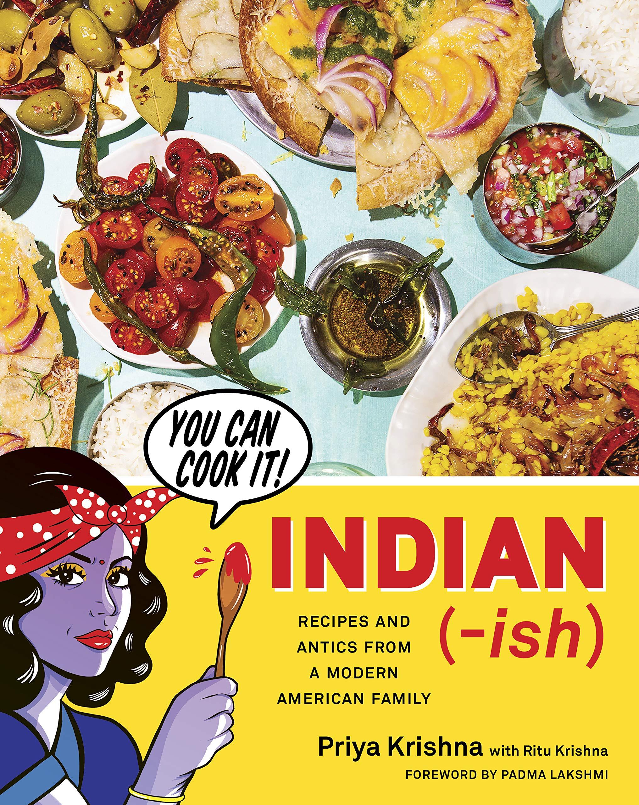 Indian ish Recipes Antics Modern American product image