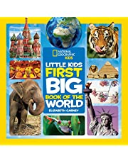 Little Kids First Big Book Of The World (National Geographic Little Kids First Big Books)