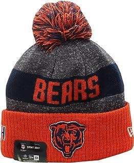 ... hot chicago bears on field classic logo 2016 sport knit sideline beanie nfl  cap hat new e2ea81cfa