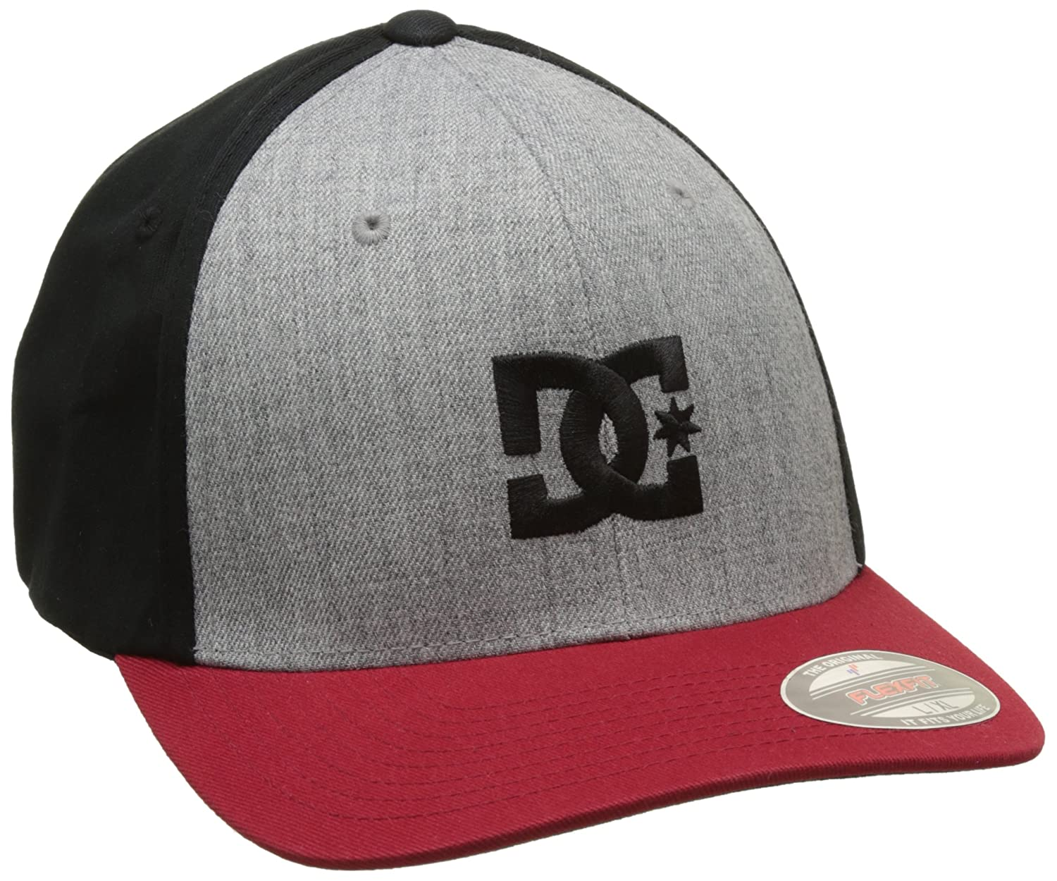 DC Shoes Cap Star 2 Flexfit - Gorra de hombre 55300096  1540970135 ... f92014b4b38