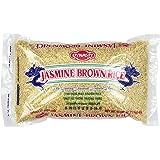 Dynasty Jasmine Brown Rice, 5 Pound (Pack of 6)