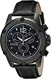 Versus by Versace Men's SOC030014 AVENTURA Analog Display Quartz Black Watch