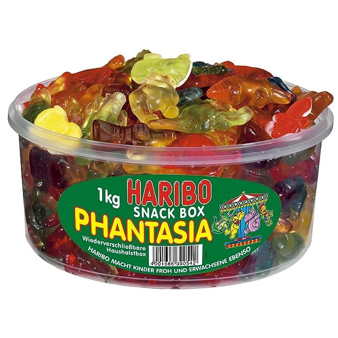 Haribo Classics Redondo (2 Piezas, de Color rado, Phantasia ...