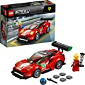 LEGO Speed Champions Ferrari 488 GT3 179 Piece Building Kit