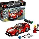 Lego Speed Champions Ferrari  Gt Scuderia Corsa  Building Kit  Piece