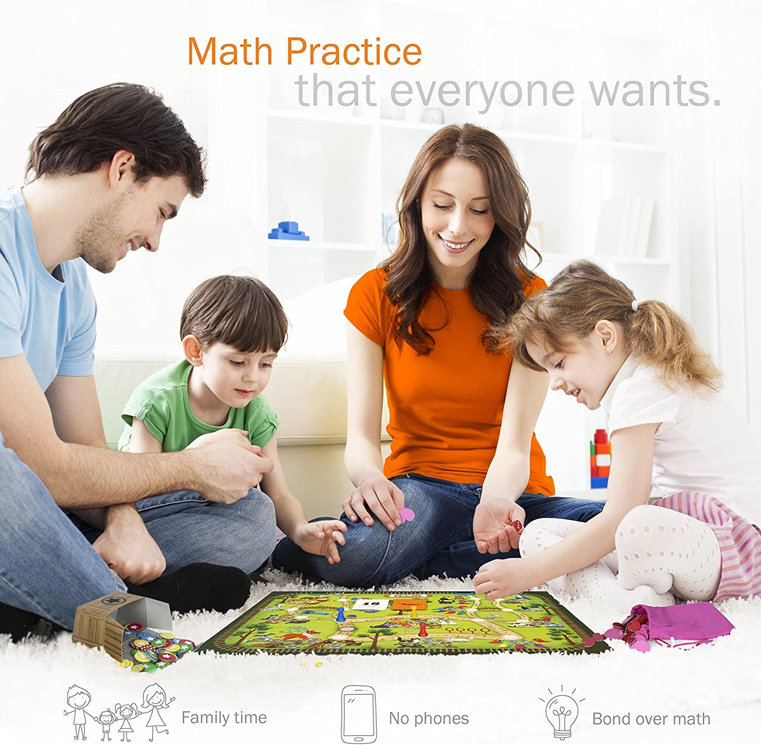 STEM Game LogicRoots PET ME Multiplication and Division Game for Boys and Girls-No prior knowledge of division needed Maths