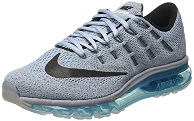 new concept 6c783 bcb26 Nike Women s WMNS Air Max 2016 Black and Grey Running Shoes - 6.5 UK India