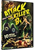 Attack of the Killer <i>B's</i> - 10 B-Movie Collection: Phantom From 10,000 Leagues, Attack Of The Giant Leeches, Giant Gila Monster, Killer Shrews, Teenagers From Outer Space and 5 more!