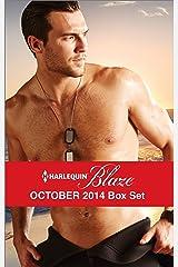 Harlequin Blaze October 2014 Box Set: An Anthology Kindle Edition