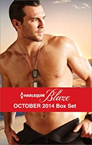 Harlequin Blaze October 2014 Box Set: Wicked Nights\Some Like It Hotter\Close Up\Triple Threat