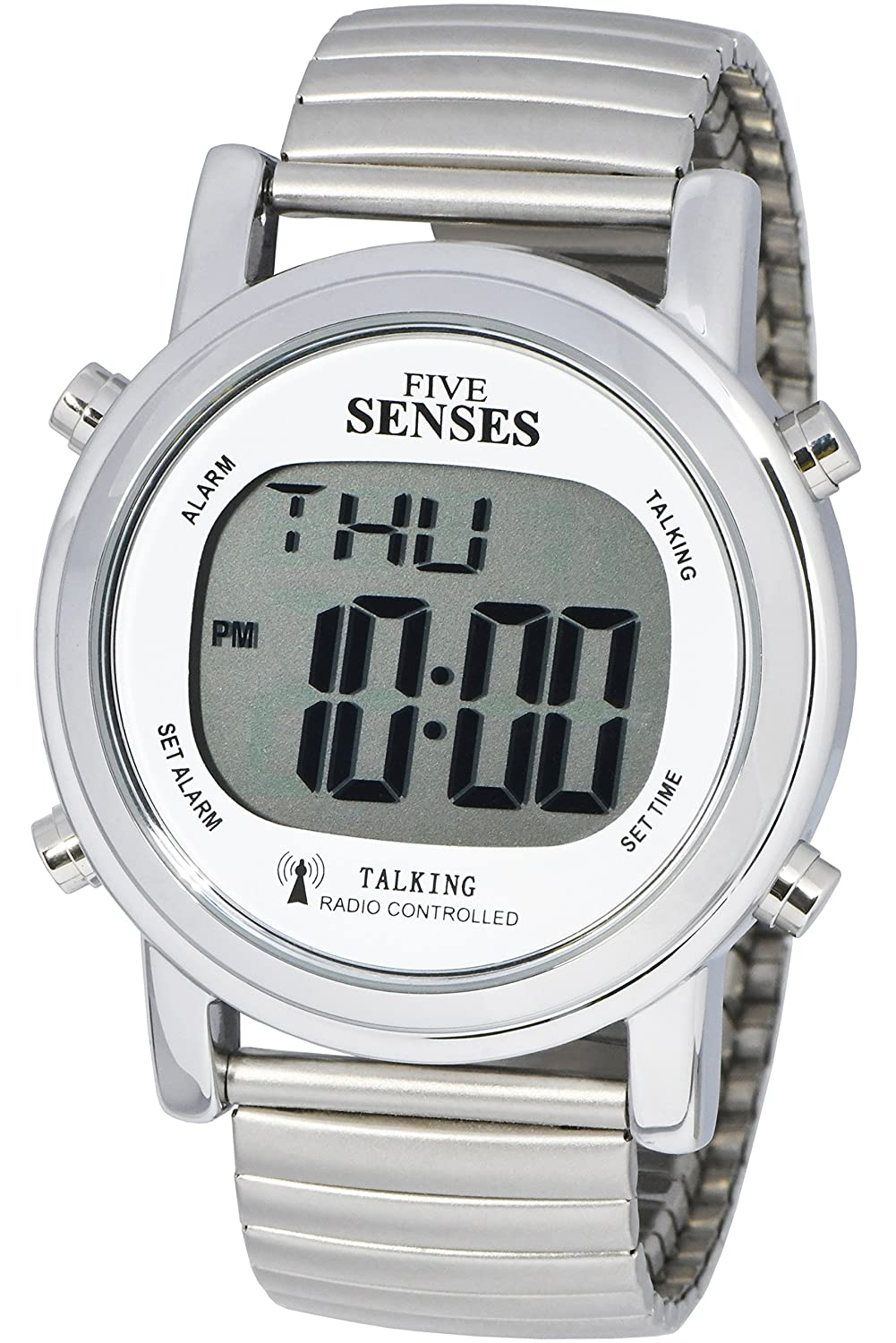 Amazon.com: Atomic. Talking Watch – Reloj altavoz por sí ...