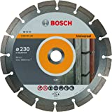 Bosch 2 608 602 195  - Disco tronzador de diamante Standard for Universal - 230 x 22,23 x 2,3 x 10 mm (pack de 1)