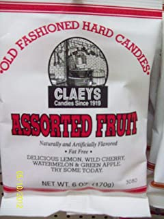 product image for Assorted Fruit Hard Candy 6oz candy by Claey's Candy