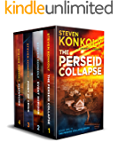 THE PERSEID COLLAPSE SERIES BOXSET: (Books 1-4)