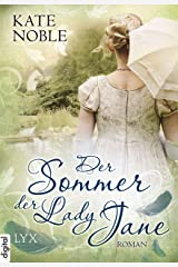 Der Sommer der Lady Jane (Blue Raven 2) (German Edition) Kindle Edition