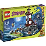 LEGO Scooby-Doo 75903 Haunted Lighthouse Building Kit