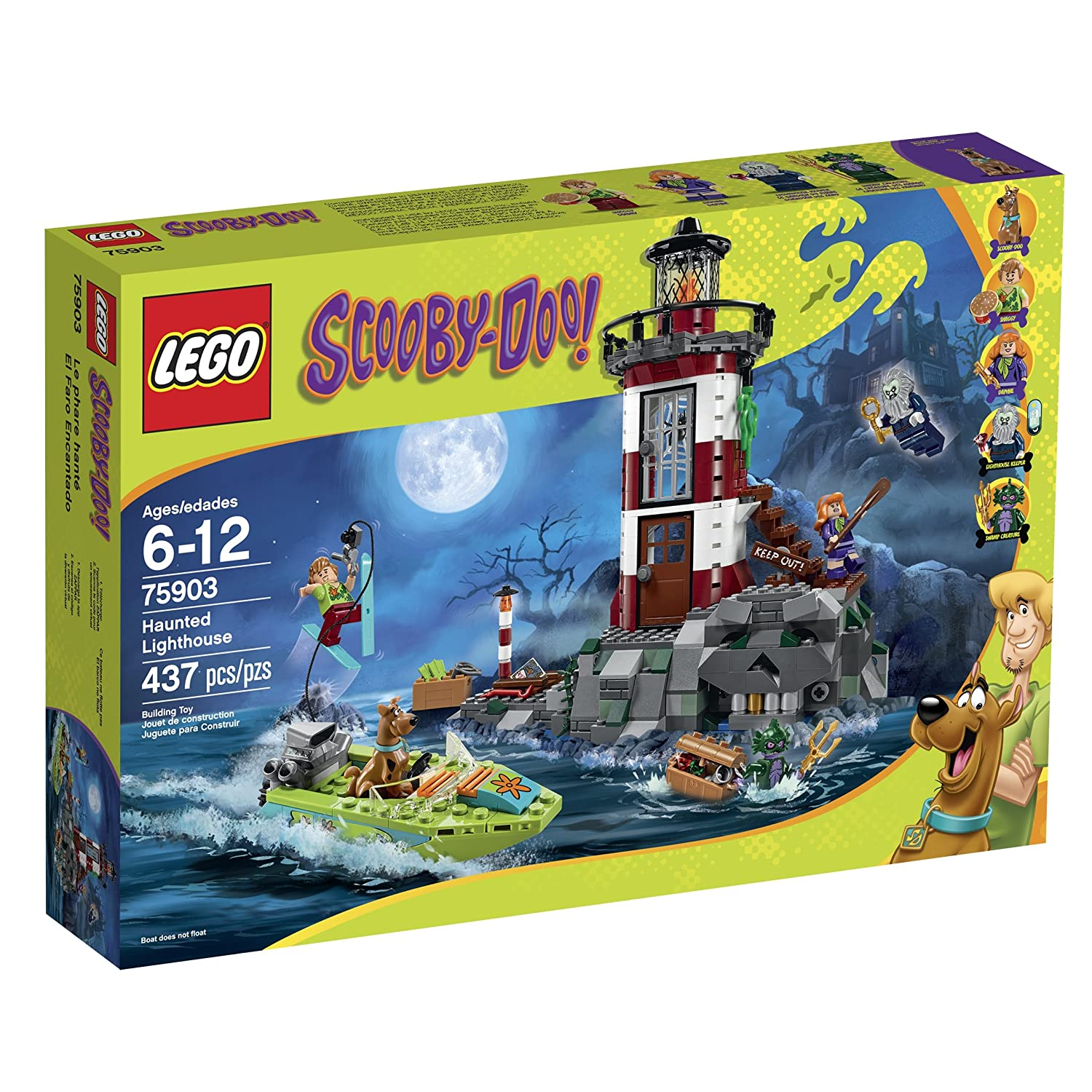 Top 5 Best LEGO Scooby Doo Sets Reviews in 2021 8